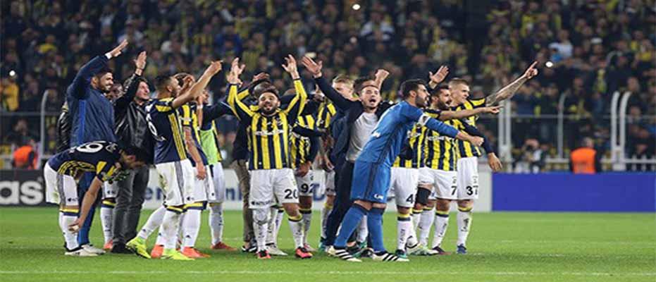 Fenerbahçe'nin derbideki muhtemel 11'i