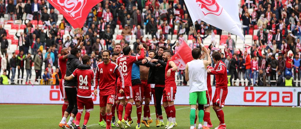 Sivasspor'un 58 uğuru