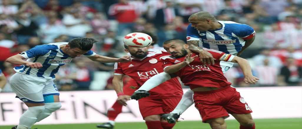 Erzurumspor TFF 1. Lig'e yükseldi