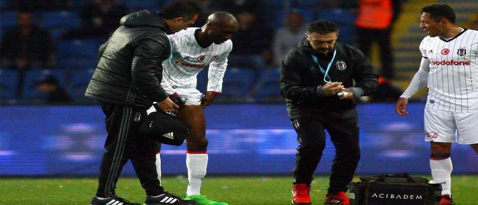 Derbi öncesi Beşiktaş'a iki kötü haber