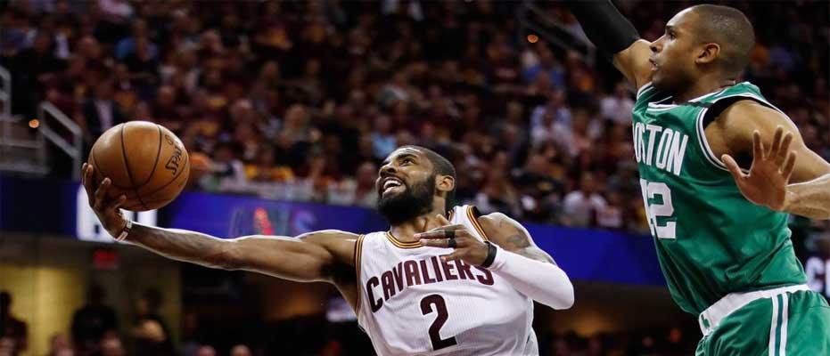 Cleveland Boston'ın umutlarını yıktı