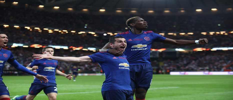 Manchester United Avrupa Ligi şampiyonu