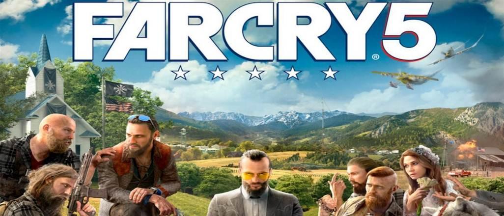 Far Cry 5'in çıkış tarihi açıklandı