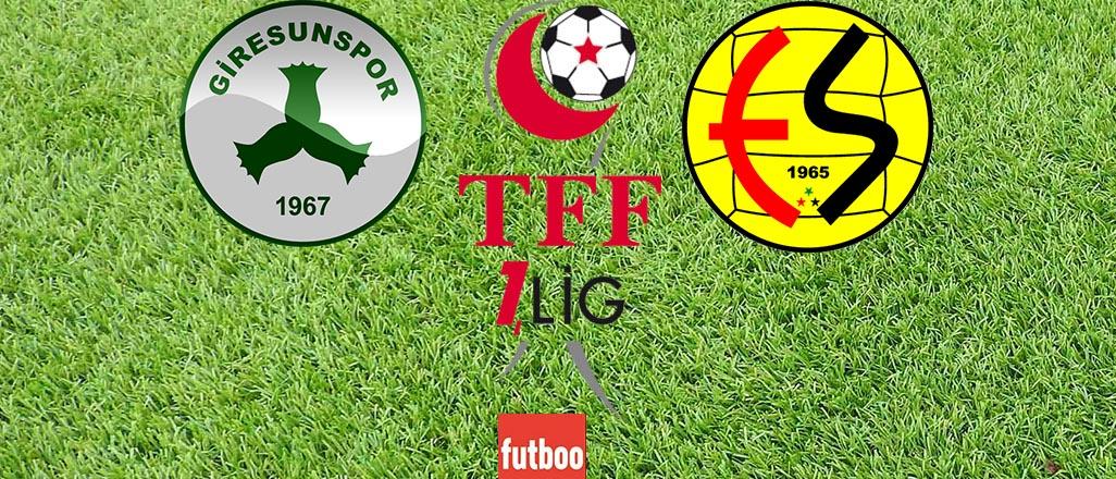 Giresunspor – Eskişehirspor maçı saat kaçta hangi kanalda