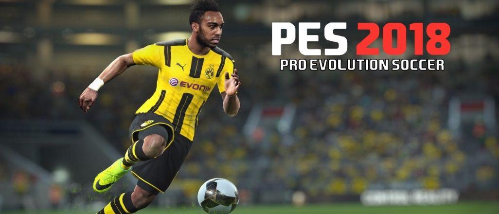 PES 2018'in çıkış tarihi açıklandı