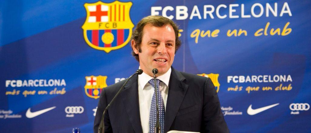 Barcelona'ya göz altı şoku!
