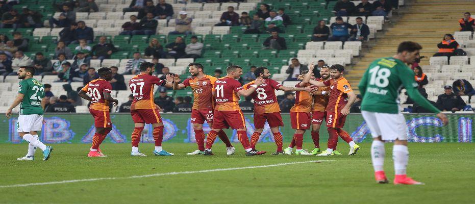 Bruma ve Podolski'nin maç sonu açıklamaları
