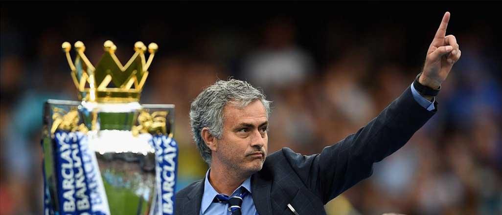 United'ın kozu kupa beyi Mourinho