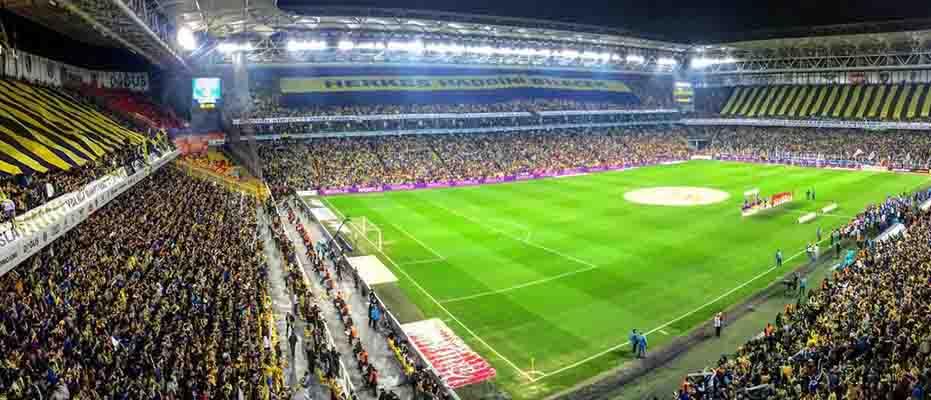 Ülker Stadyumu yenileniyor
