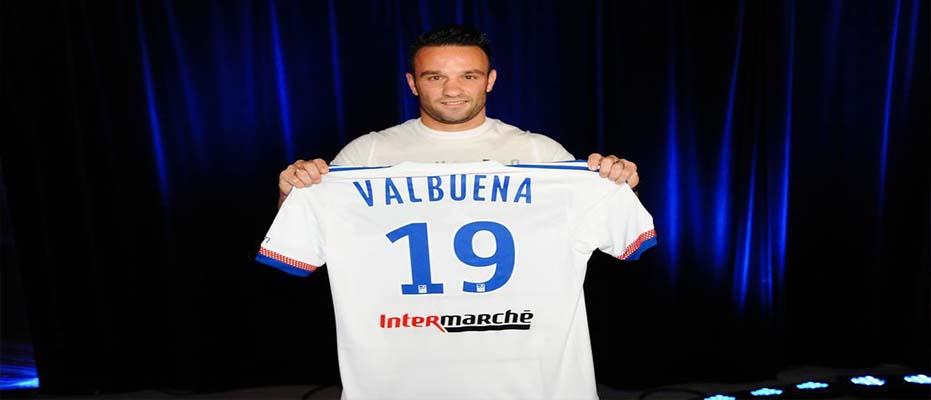 Yıldırım Valbuena'ya imza attırmaya gitti