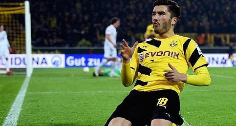 Nuri Şahin'den Milan'a çok şık gol