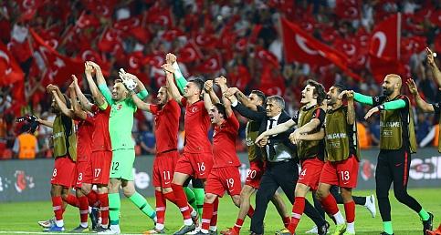 Türkiye - Fransa: 2-0 (Özet)