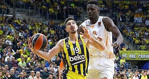 Fenerbahçe Beko ve Nando De Colo şov