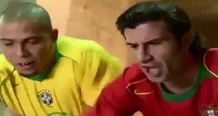 Dünyanın en iyi futbol reklamı olabilir mi?