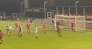 Danimarka'da Puskas Ödülü için muhteşem gol